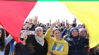 'بروح نوروز سنعيد بناء ما دمره الاحتلال التركي'