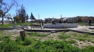 إيصال المياه لـ 15 قرية وترميم حديقة في الحمرات