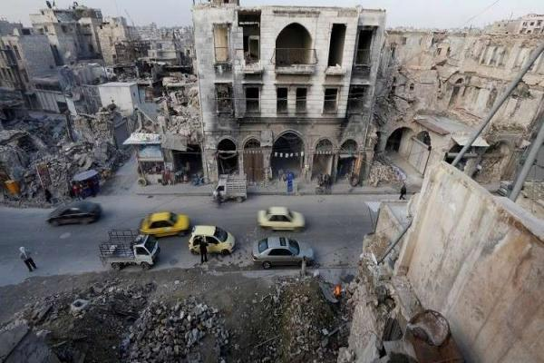 Mutual shelling caused human losses in Aleppo city