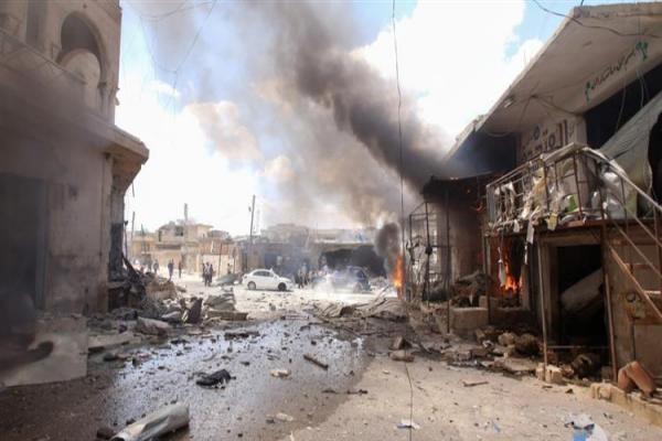 9 People were killed, 14 wounded in Idlib