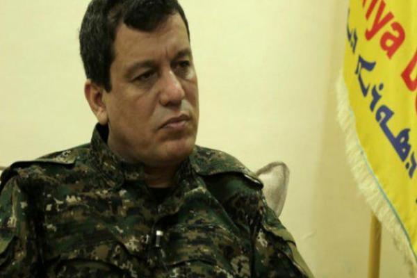 Mazlum Ebdi: Turkish attack on our regions means wide war stretching from Manbij to Derik
