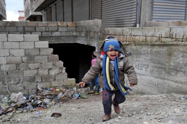 Turkish occupation army shells Soghanka village in Shirawa