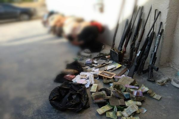 ISF captured IS' sleeper cell in Deri-ez-Zor countryside