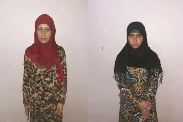 Yazidi House took out two Yazidi women from al-Hol camp