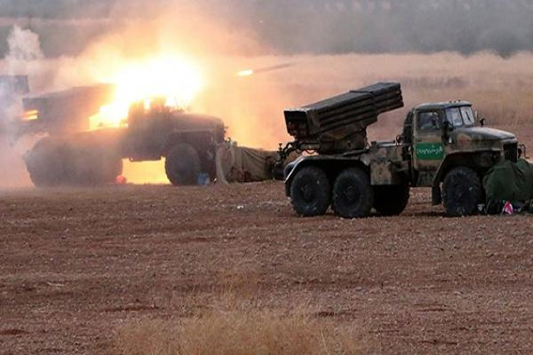 Mutual bombardment in De-escalation zone, Turkish occupation reinforces its positions