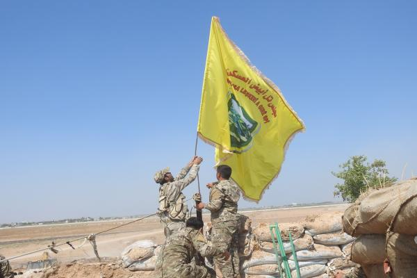 GIRÊ SPî Military Council Commander: Final stage is underway of implementing security mechanism''