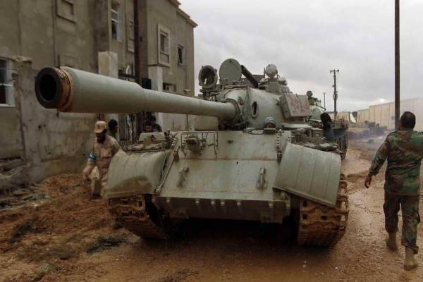 Libyan army launches major offensive against militants near Tripoli