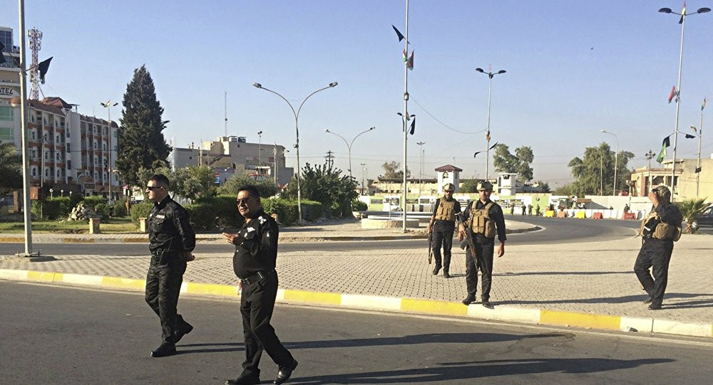 Explosive device killed 2 people in Kirkuk, injured 15 others