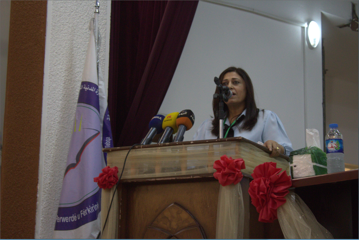 Amina Omer: Agreements which does not include MSD do not represent us