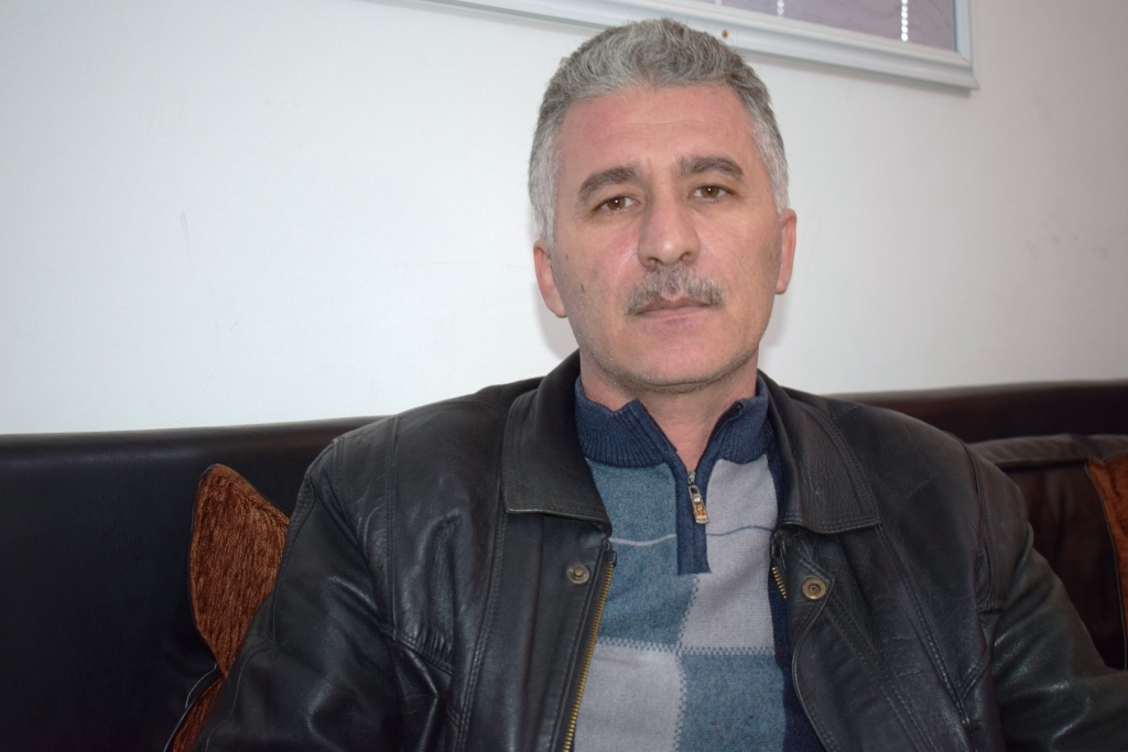 Abdul Kader Mahmoud Humanitarian Orgs Meet Only 17 Of Displaced Peoples Needs