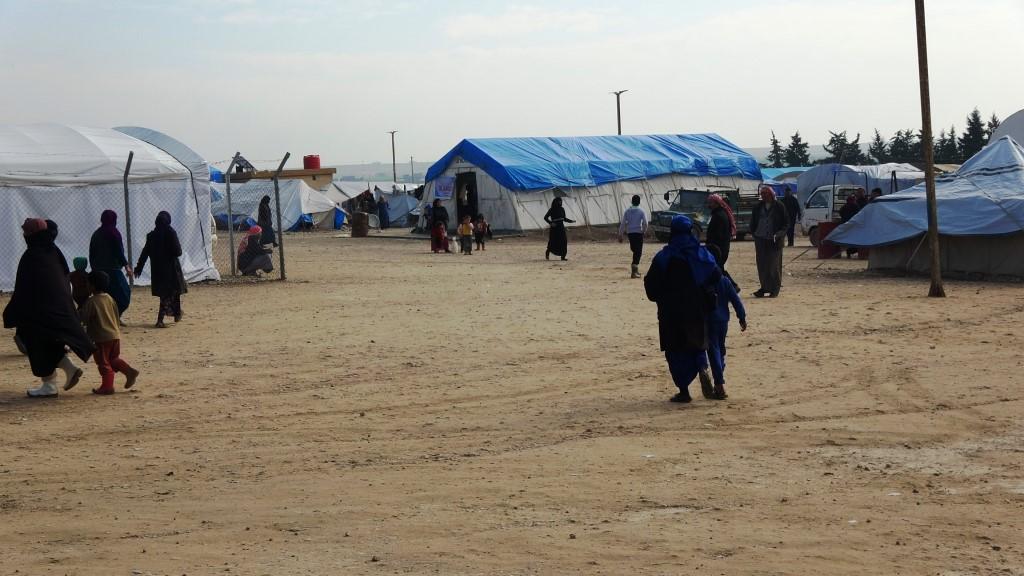 Refugees: North-east Syria is safe
