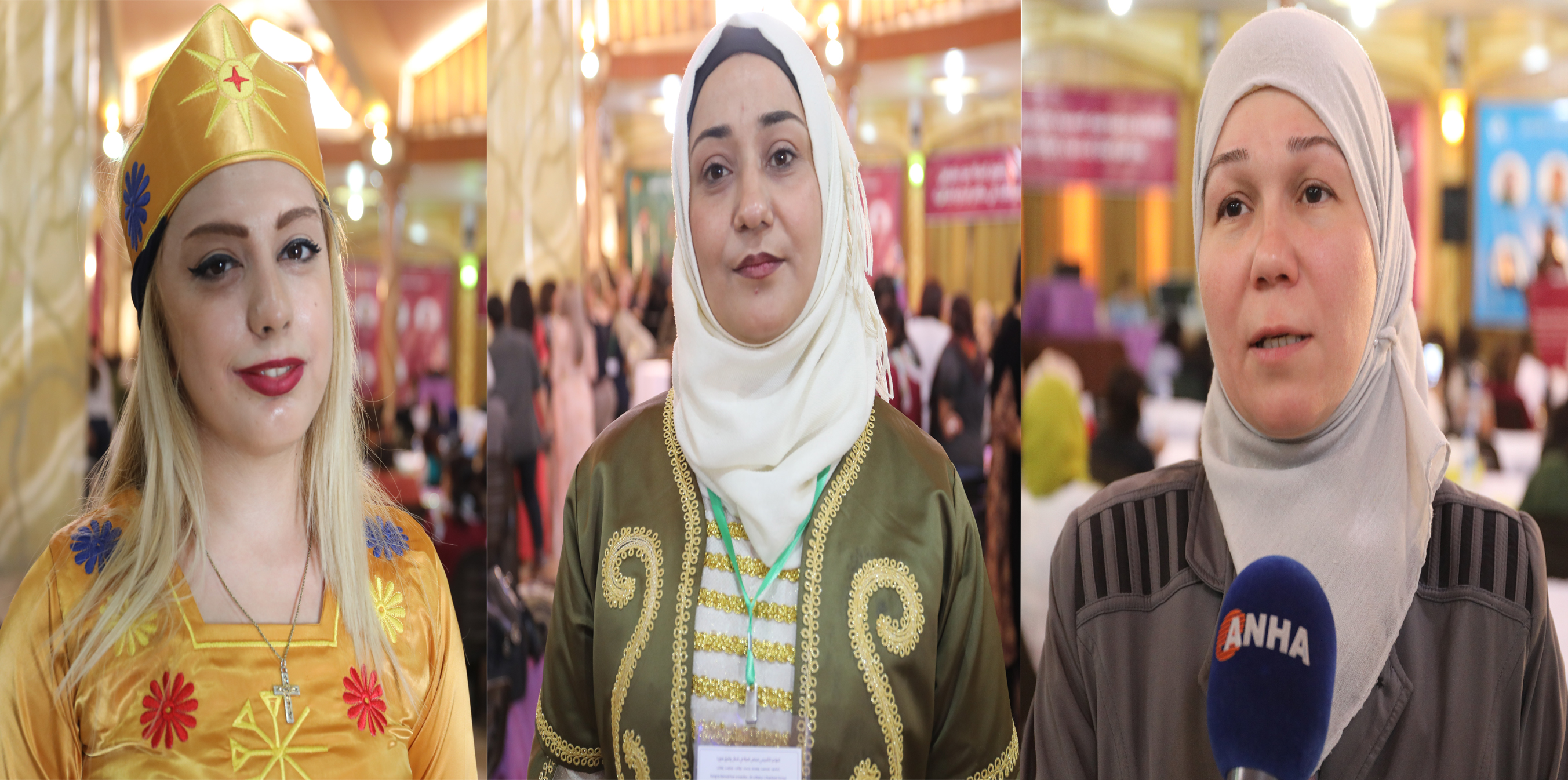 'Syrian Women's Council will be the means to communicate the voice of women to the world'