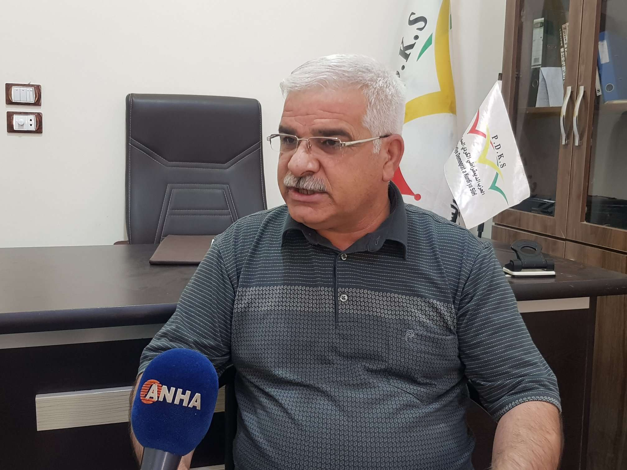 Kilo Issa: Ocalan extending a hand of peace from Imrali