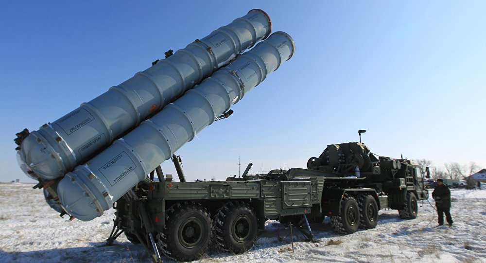 Erdogan is at stake on S-400 missiles