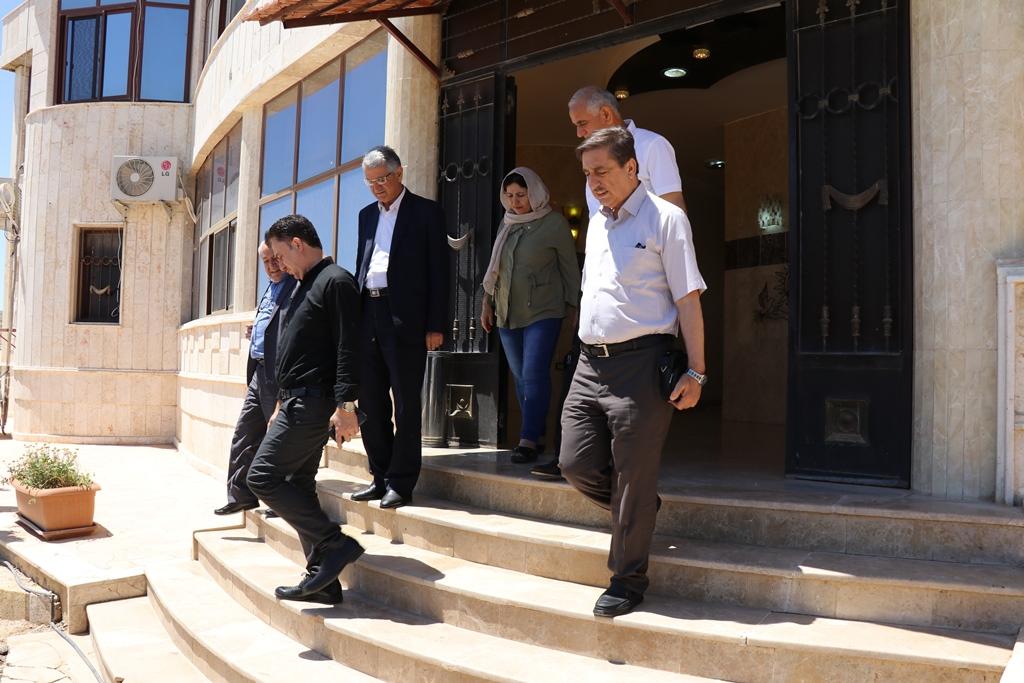 Delegation Of Enks Visits Kurdistan Without Disclosing The Reason Anha Hawarnews English
