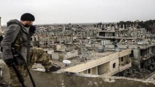 Kobanî ends IS' extension , Turkish ambitions