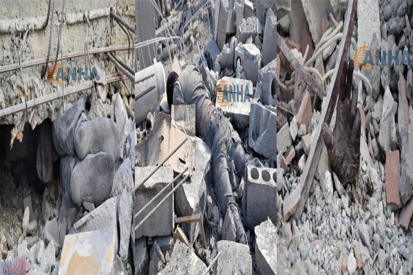 New photos of occupation massacre against civilians in Mushrrafa