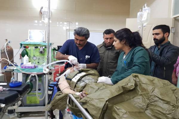 2 civilians martyred, 3 wounded in Qerenful village massacre