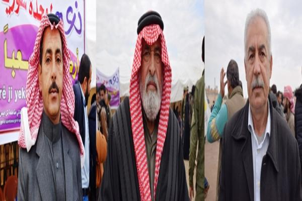 ​​​​​​​Deir-ez-Zor clans : Invitations for defection from SDF its aim to sow discord between Syrians