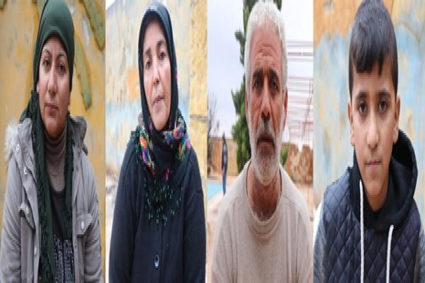 Martyrs' families of Tal Rifaat massacre: continue our steadfastness, resistance