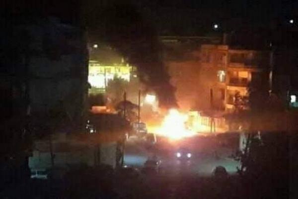 Heavy shelling on Aleppo neighborhoods