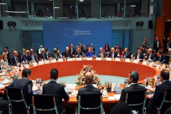 ​​​​​​​Berlin conference ends: Libya's problems cannot be solved in a day
