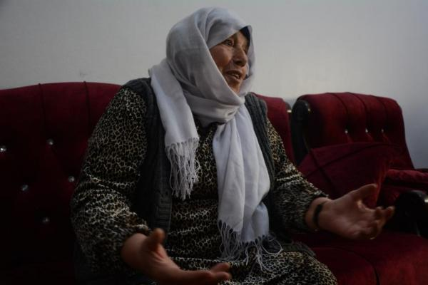 After eradicating ISIS, mother has glimpse of hope waiting to return her son
