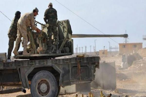 Turkey, its mercenaries withdrew from al-Neirab