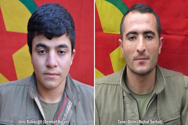 HPG revealed 2 of its fighters martyred in Xakurkê