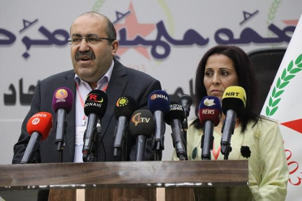 PYD Presidency: What we reached today by virtue of our resistance, we to continue march