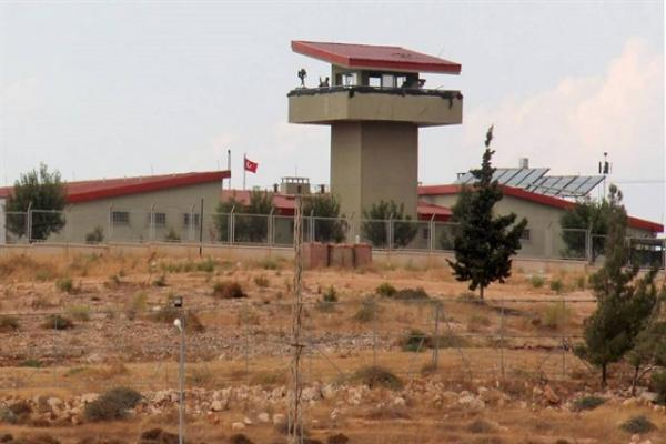 Regime's warplanes target vicinity of Turkish point south of Idlib, latter responds