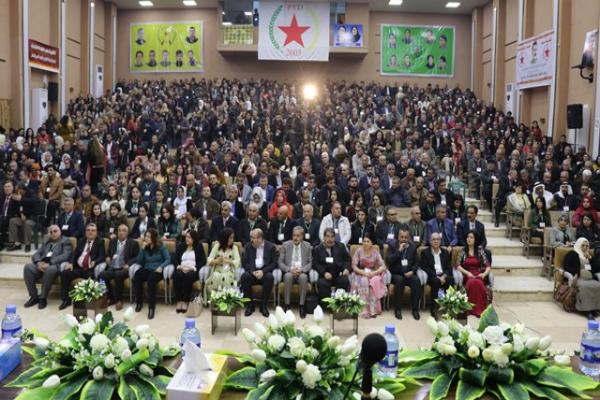 PYD's Conference ended events of first day