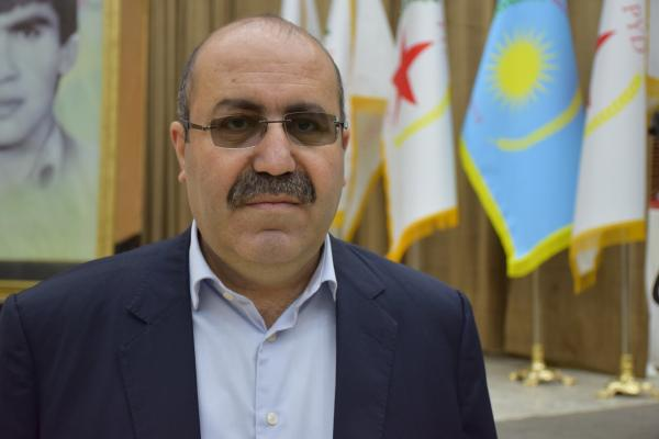 Shahouz Hassan: Democratic Union taken great steps on Kurdish and Kurdistan levels