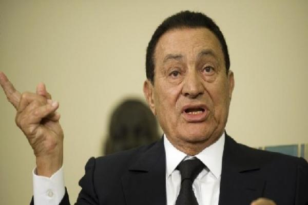 Former Egyptian President Hosni Mubarak passed away