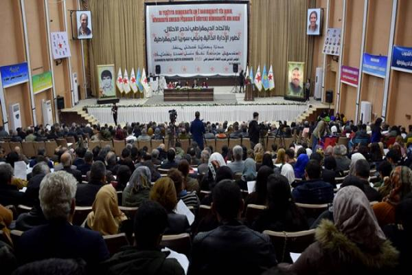 PYD conference is continuing with discussing political agenda