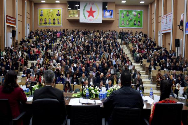 PYD ratifies on its political agenda