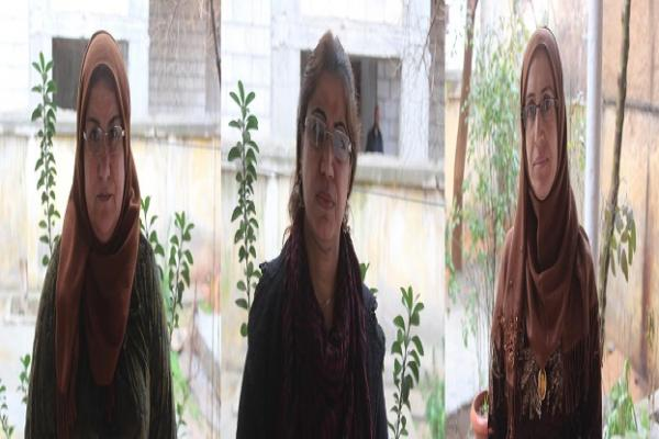Women: We to celebrate 8th March with struggler 's spirit, Aqeda's mother, Havrin Khalaf