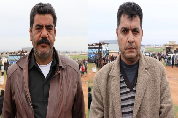 ​​​​​​​Clans' notables: We draw our strength, determination from Ocalan's leader