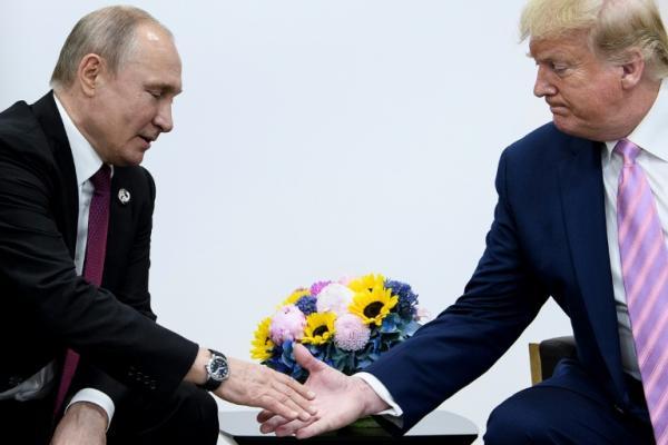 Trump, Putin discuss cooperation on Corona and oil