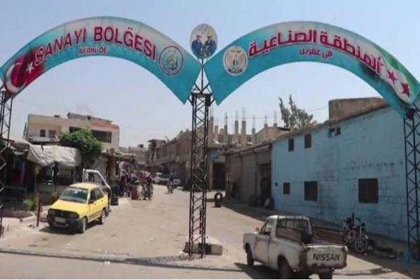 Source from Afrin: Turkish occupation seizes civilians' stores