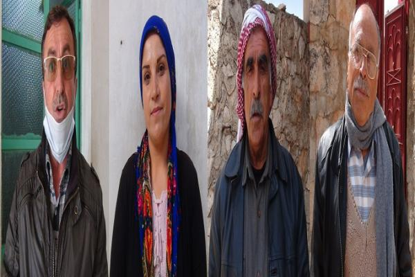 Afrin residents appeal from human rights Orgs to undertake their duty towards Imrali detainees from Cov