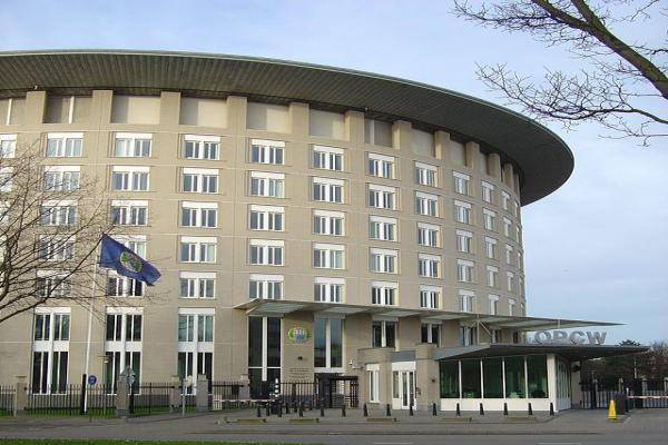 OPCW accuses Damascus of using banned weapons in 2017
