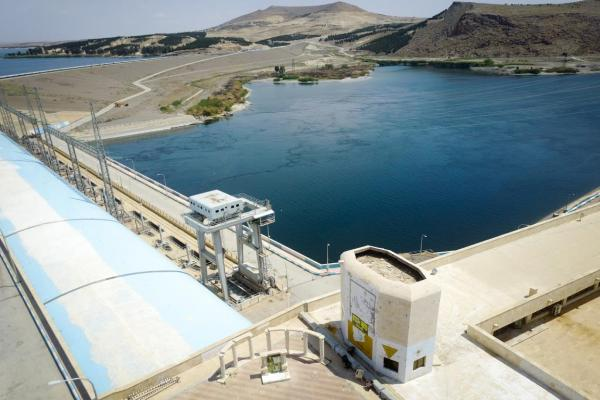 AA holds UN responsible for tampering with Turkey at the rate of the Euphrates water