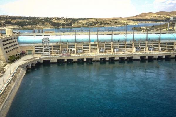 ​​​​​​​Turkey's weapon of water ...concern about water reserves in lakes