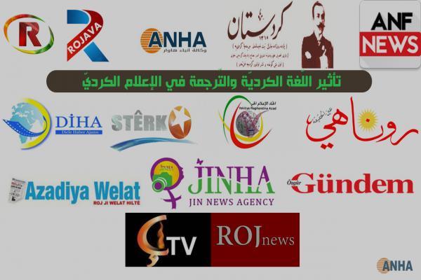 Kurdish language and translation in Kurdish media