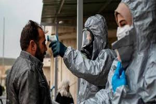 ​​​​​​​New infection with Corona virus registered in Syria