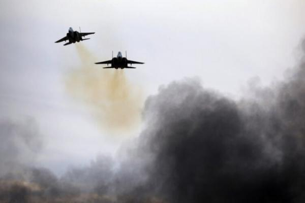9 people killed in Israeli bombing on Syrian soil