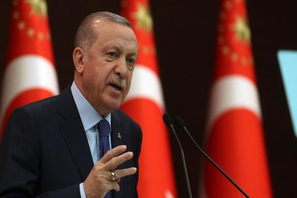 Erdogan acknowledges Turkish forces' leadership for Accord in controlling Tarhuna