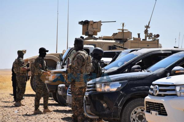 Campaign to deter terrorism moves to northeastern countryside of Deir-ez-Zor