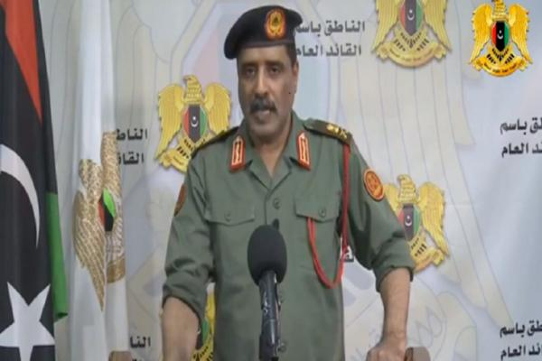 Libyan army launches counter-attack east of Misurata